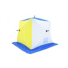 Палатка зимняя СТЭК КУБ-3